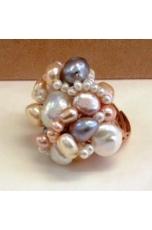 Anello perle di fiume