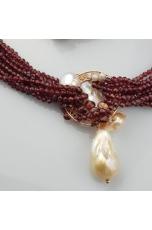 Collier Granato diamond