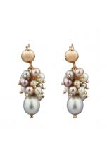 orecchini perle coltivate