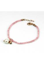 Br quarzo rosa diamond
