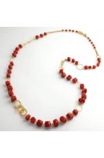 Chanel corallo rosso sardo