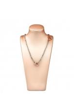 Collier labradorite  taglio diamond