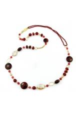 Chanel Agata ruby, perle coltivate