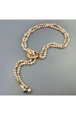 Chanel perle coltivate multicolor
