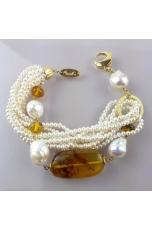 Br perle coltivate, Ambra messicana